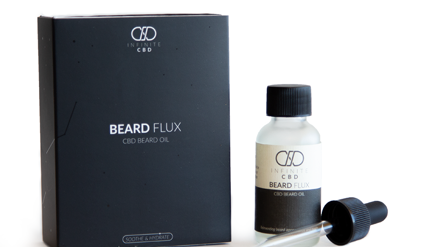 Infinite Beard Flux Oil