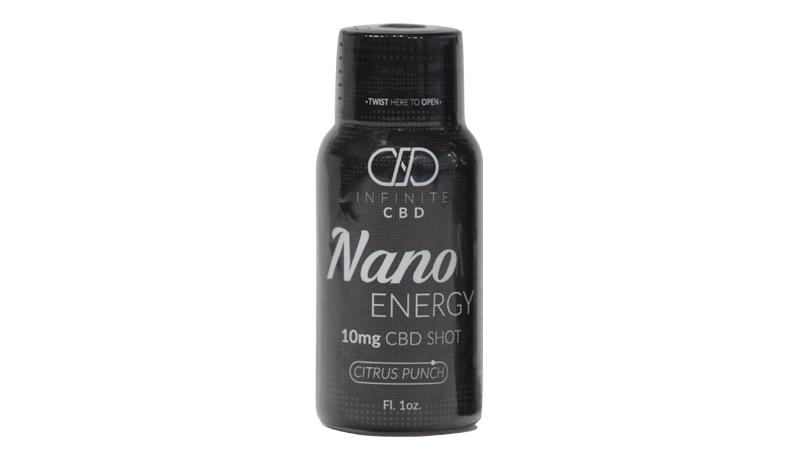 Nano CBD Energy Shot