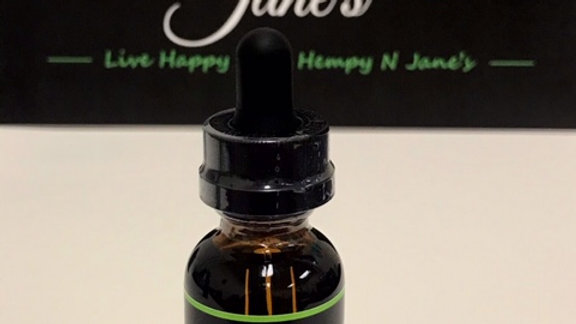 1000 mg Full Spectrum Oil