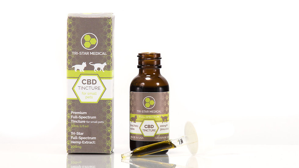 200 mg Pet Oil