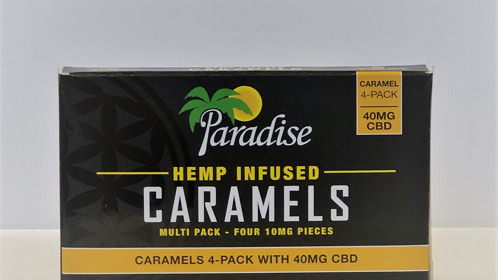 CBD Caramel Candies