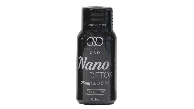 Nano CBD Detox Shot