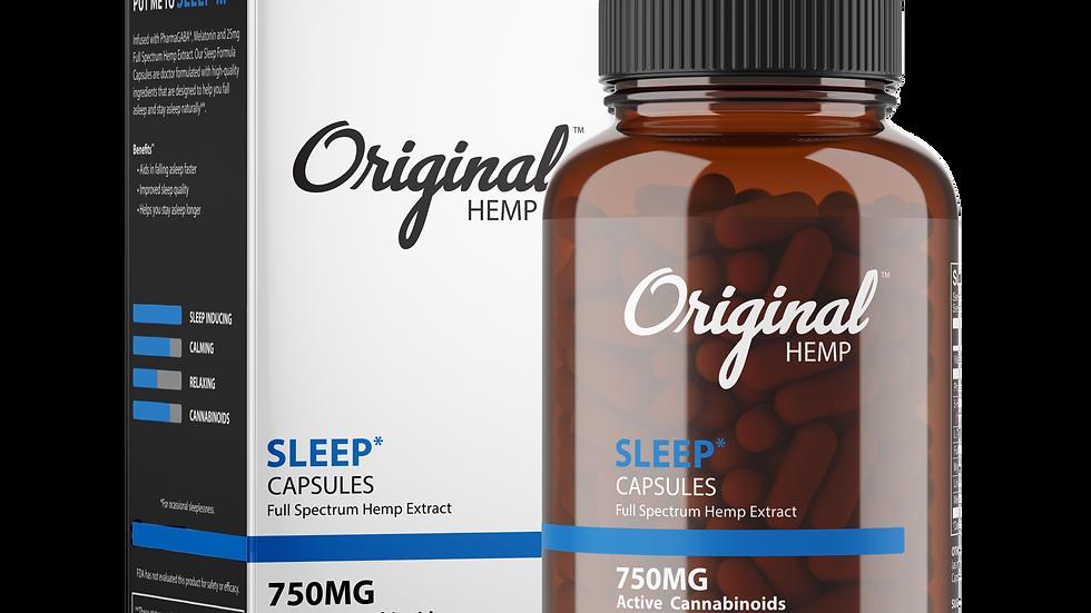 Sleep Capsules