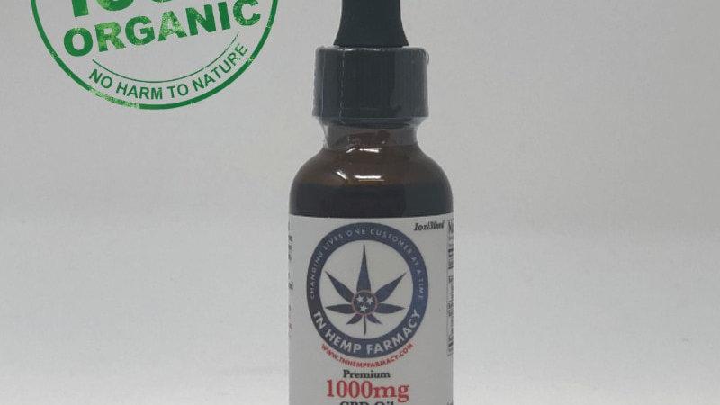 1000 mg Full Spectrum