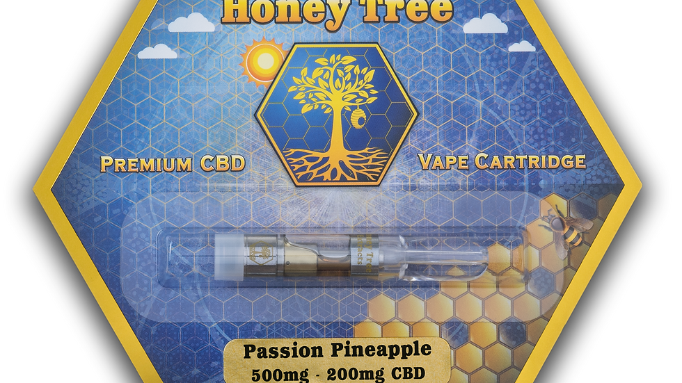 HoneyTree Full Spectrum CBD Cartridge