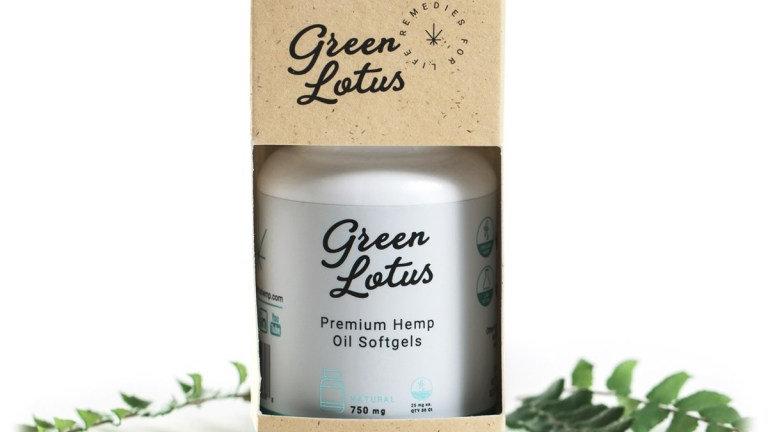 Green Lotus Full Spectrum Capsules
