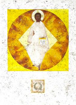 Christ in Glory 40x30