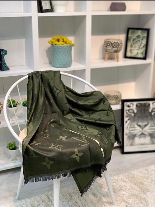 Green LV Scarfs