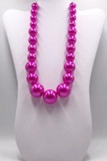 Fuschia Pearls
