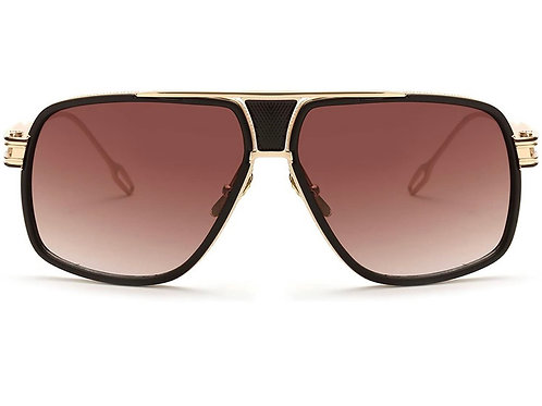 Men Shades with Brown Lens