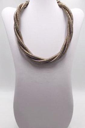 Circular Copper Twist