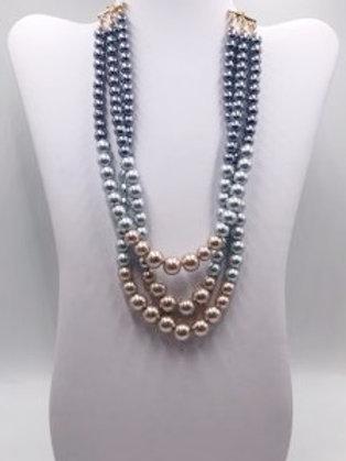 Three Tone Pearls