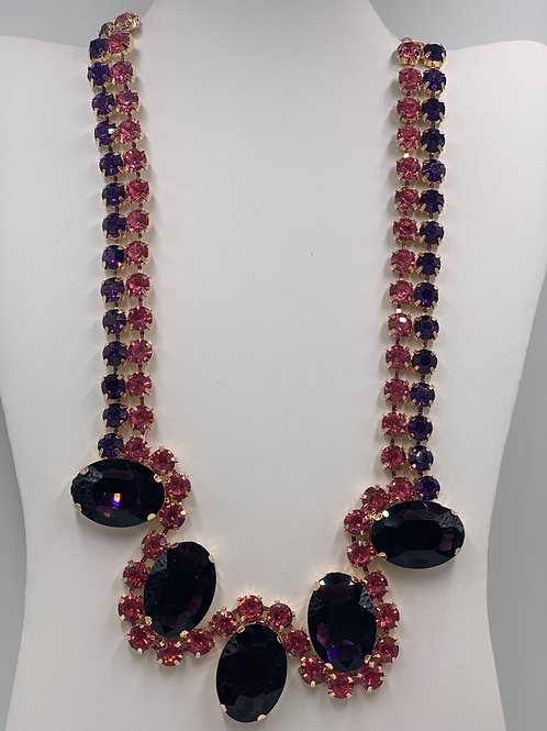 Purple and Pink Bling