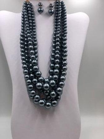 Metal Beads Set