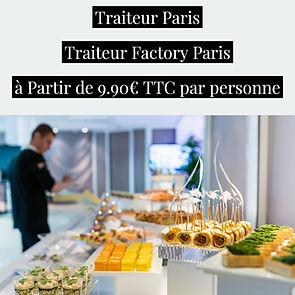 Traiteur Paris