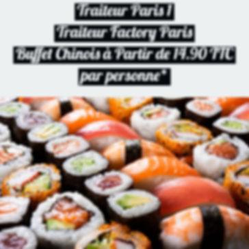 Traiteur Paris 1