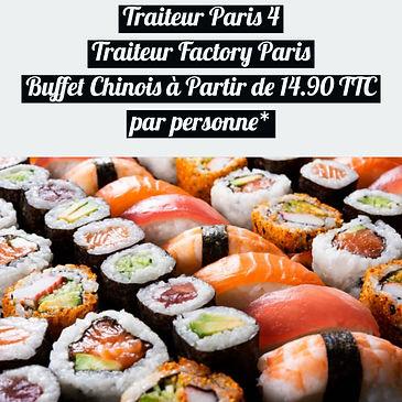 Traiteur Paris 4