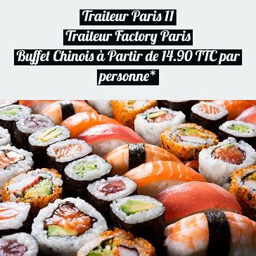 Traiteur Paris 11