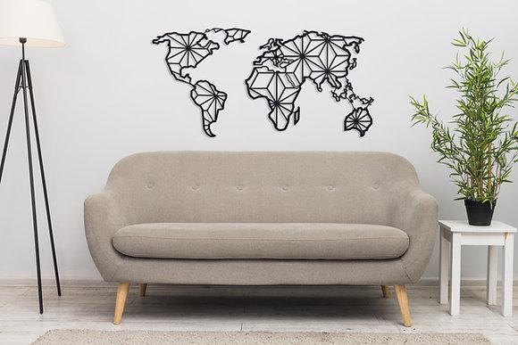 Şık Dünya Haritası