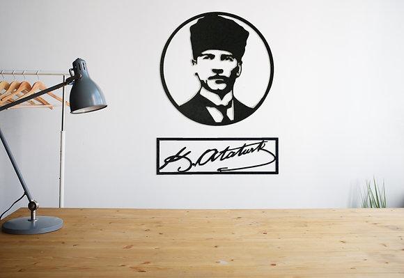 Atatürk Portre-2