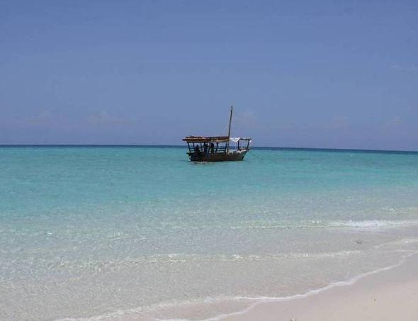 zanzibar hotel resort beach sand bank