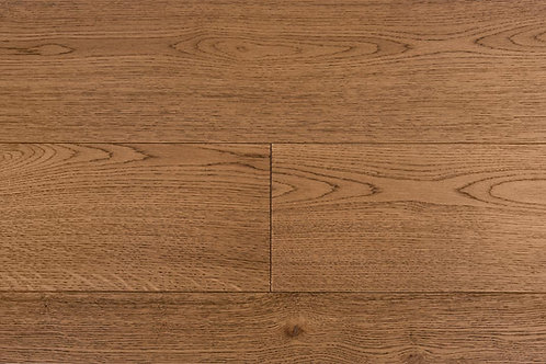 "European Oak ¾"" Hardwood Flooring, High Durability Finish, Medium Brown Color Name: Stuttgart"