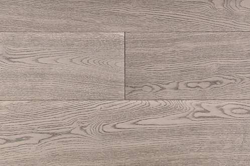 "European Oak ¾"" Hardwood Flooring, High Durability Finish, Brown, Gray Hint Color Name: Hoffenheim"