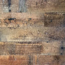 Reclaimed Oak Wall Covering Antique Brown