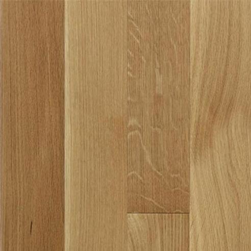 White Oak Prefinished Select Grade Natural Color
