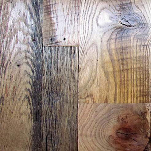 Reclaimed Oak New World
