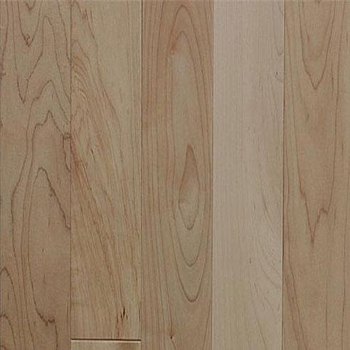 Maple Prefinished Select Grade Natural Color