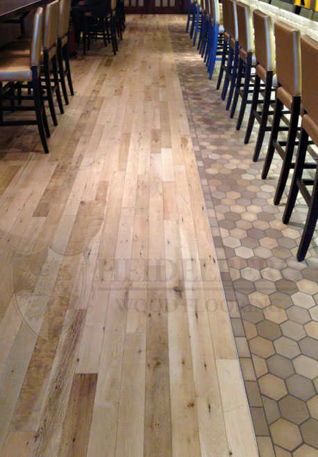 Reclaimed Oak Smooth