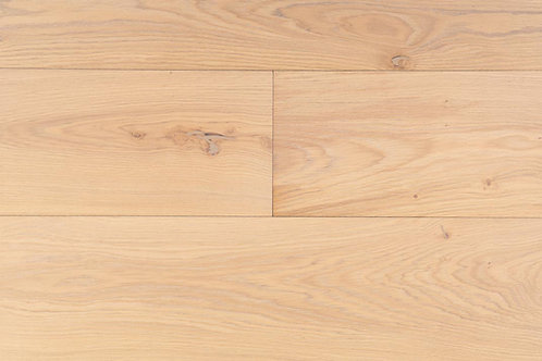 "European Oak ¾"" Hardwood Flooring, High Durability Finish, Natural, Neutral Color  Name: Wolfsburg"