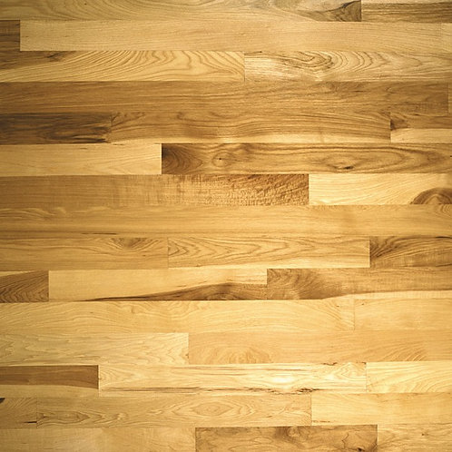 Hickory Unfinished Select Grade