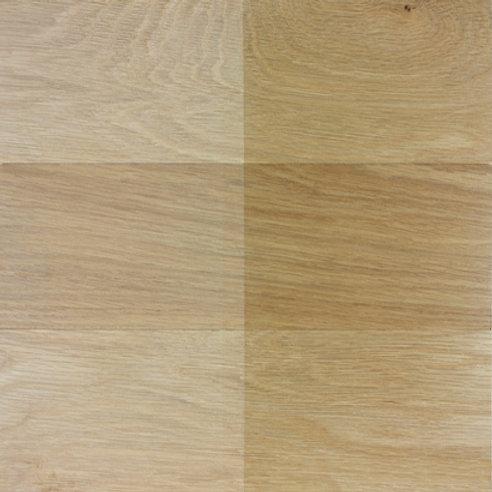 White Oak Unfinished Clear Grade