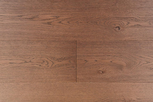 "European Oak ¾"" Hardwood Flooring, High Durability Finish, Medium Brown Color  Name: Dortmund"