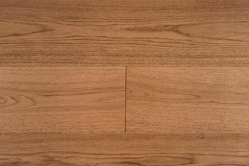 "European Oak ¾"" Hardwood Flooring, High Durability Finish, Medium Brown Color  Name: Munster"