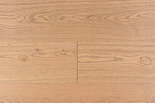 "European Oak ¾"" Hardwood Flooring, High Durability Finish, Light Brown Color Name: Dusseldorf"