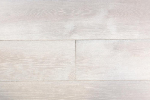 "European Oak ¾"" Hardwood Flooring, High Durability Finish, Hint of Gray Color  Name: Kiel"