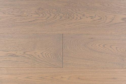 "European Oak ¾"" Hardwood Flooring, High Durability Finish, Light Brown Color  Name: Bonn"