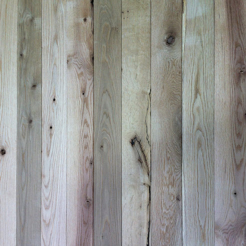 Reclaimed Oak Flooring Unfinished Smooth Face