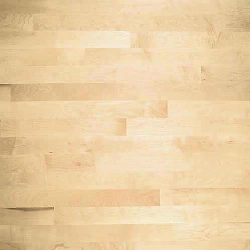 Maple Unfinished Premium White