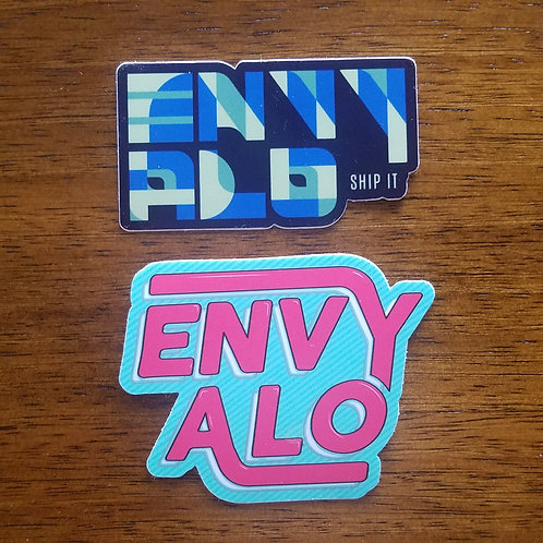 Logo Sticker (Free with Any Purchase)
