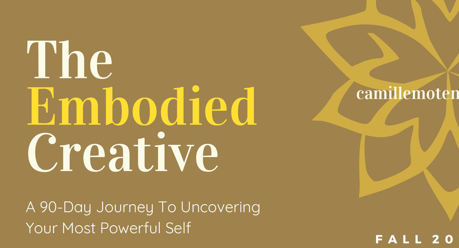 The Embodied Creative