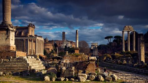 Forum Romanum IX