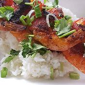 Bacon wrapped shrimp cajun seasoning