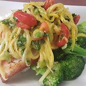 Tilapia & Mango Salad