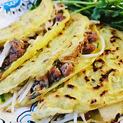 Banh Chiao crepe ground turkey