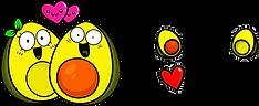 Avocado Couple channel logo