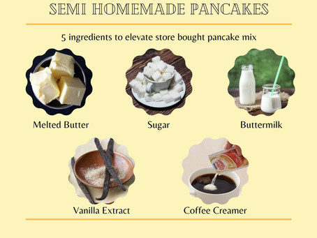 5 Ingredients That Will Elevate Store Bought Pancake Mix